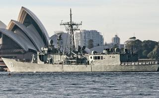Błaszczak: Zakup fregat rakietowych typu Adelaide od Australii wynika z teraźniejszych potrzeb marynarki