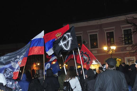 Optužnica protiv vinovnika incidenta u Novom Sadu podignuta je decembra 2008. godine
