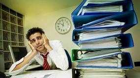 Stres w pracy jest groźniejszy od głodu