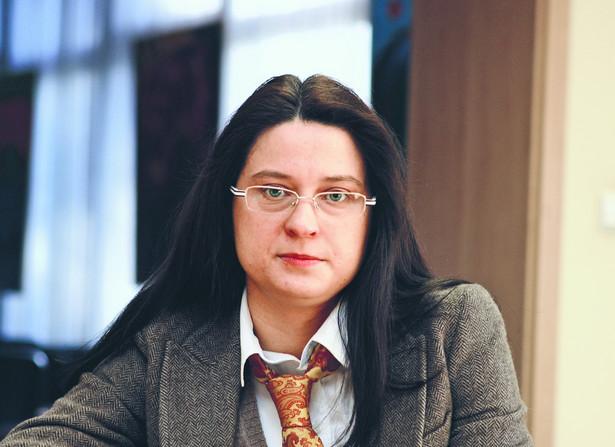 Monika Gładoch / fot. Wojtek Górski