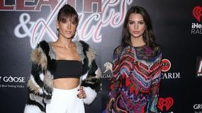 Seksowne Emily Ratajkowski i Alessandra Ambrosio. Która wygląda lepiej?