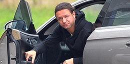 Majdan stracił prawo jazdy! Czym będzie woził dzieci kochanki?