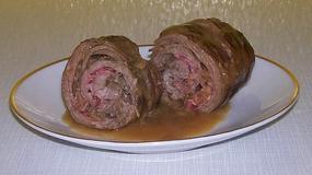 Rolada z kluskami i kołocz z piekaroka - śląskie specjały na Barbórkę