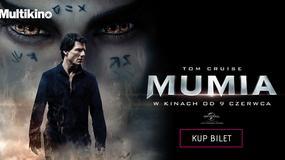 """Bilety na film """"Mumia"""" już w sprzedaży w sieci Multikino"""