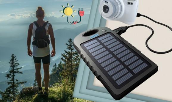 Eksterna solarna baterija