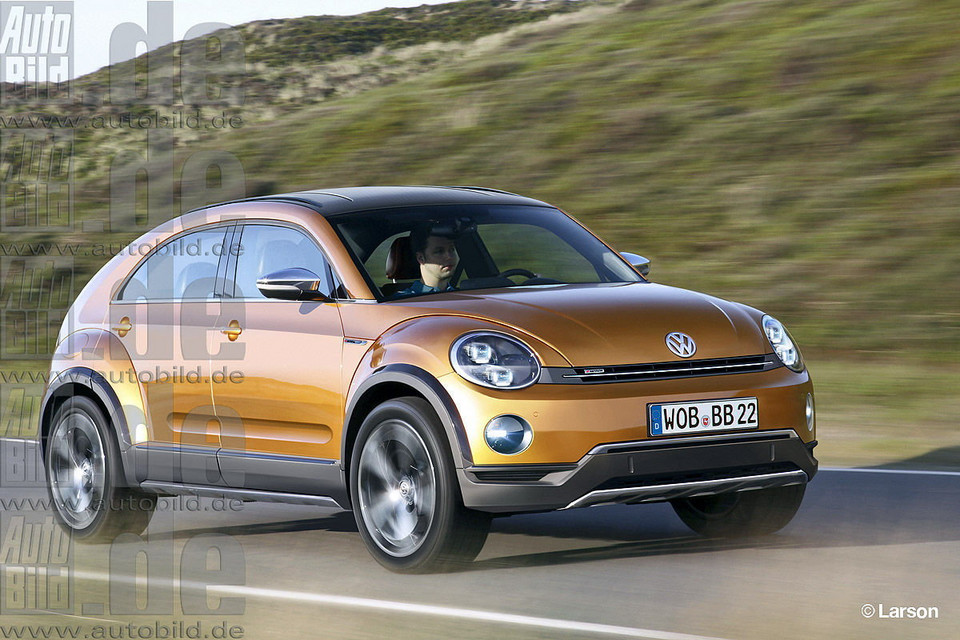 VW Beetle Crossover