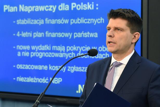 Petru Plan naprawczy polski