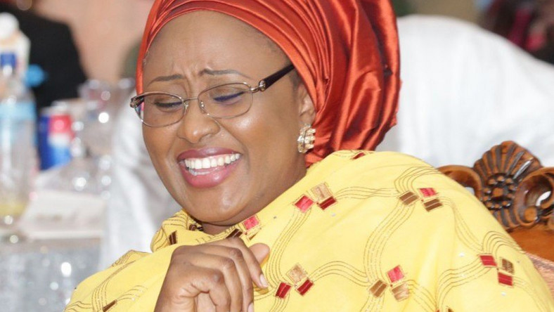 Aisha Buhari Read full text of First Lady's interview with BBC