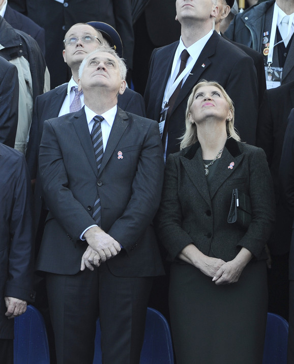 Predsednik Nikolić tražio da se demantuje informacija o policijskoj kontroli