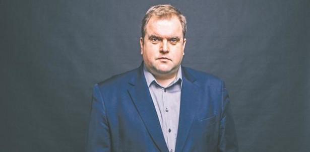 Paweł Piskorski. Fot Maksymilian Rigamonti