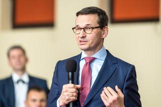 Morawiecki: Spełniliśmy postulaty. Chcemy porozumienia z protestującymi w Sejmie