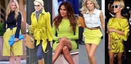 Modne kolory wiosny: cytryna i limonka