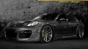 Porsche Panamera Turbo S od Carlex Design