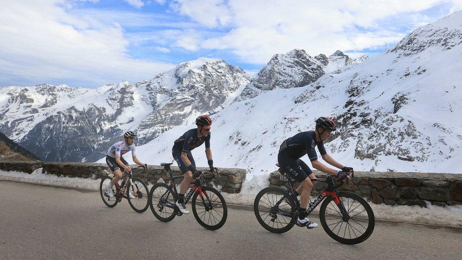 18. etap Giro d'Italia 2020