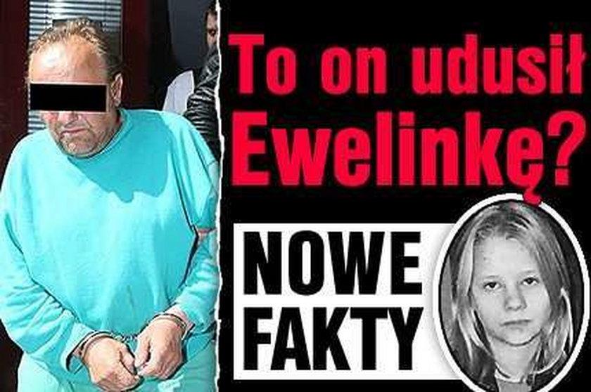 To on udusił Ewelinkę? Nowe fakty