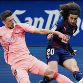 STIGAO POZIV U REPREZENTACIJU Defanzivac Barselone debituje za nacionalnu selekciju