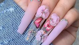 Long nails {pinterest}