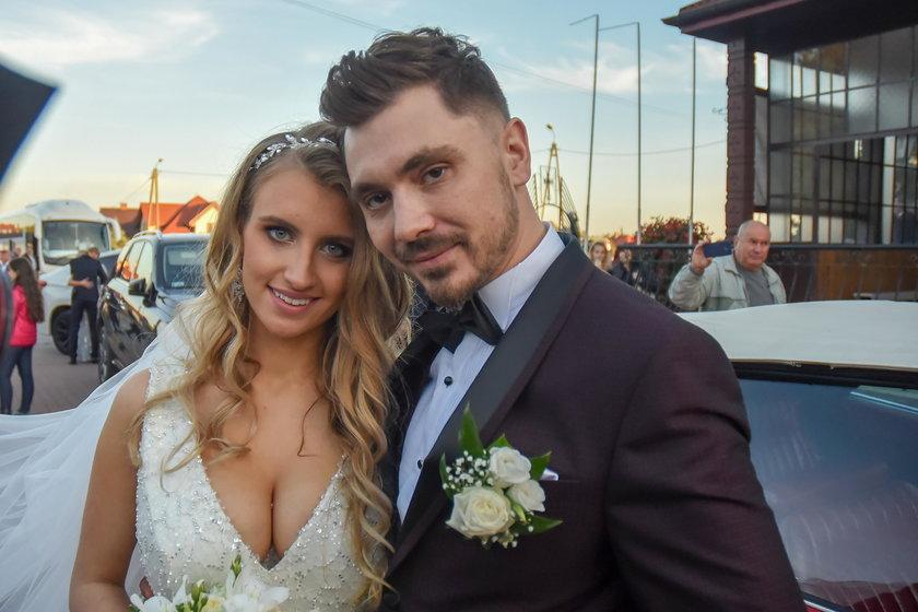 Daniel i Ewelina Martyniukowi