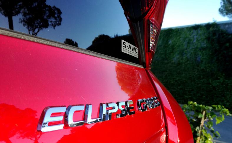 Mitsubishi Eclipse Cross