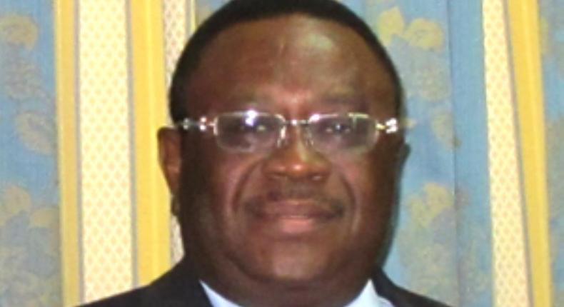 Former GIPC boss, George Aboagye
