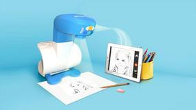FollowGrams - inteligentny projektor do nauki rysowania
