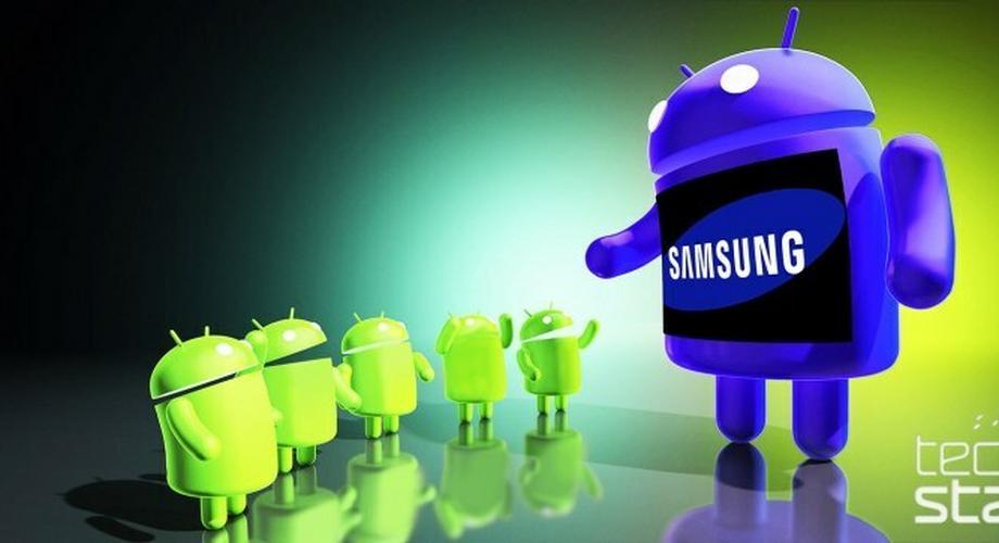 Samsung: 63 Prozent Anteil am Android-Smartphone-Markt