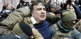 Saakaszwili zatrzymany. Padają mocne zarzuty