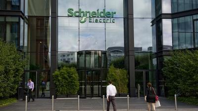 Schneider accelerates sustainability strategy