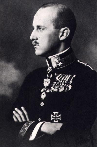 Karol Olbracht Habsburg-Lotaryński