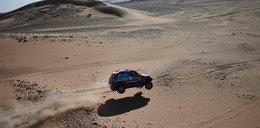 Jakub Przygoński wysoko na ósmym etapie Rajdu Dakar