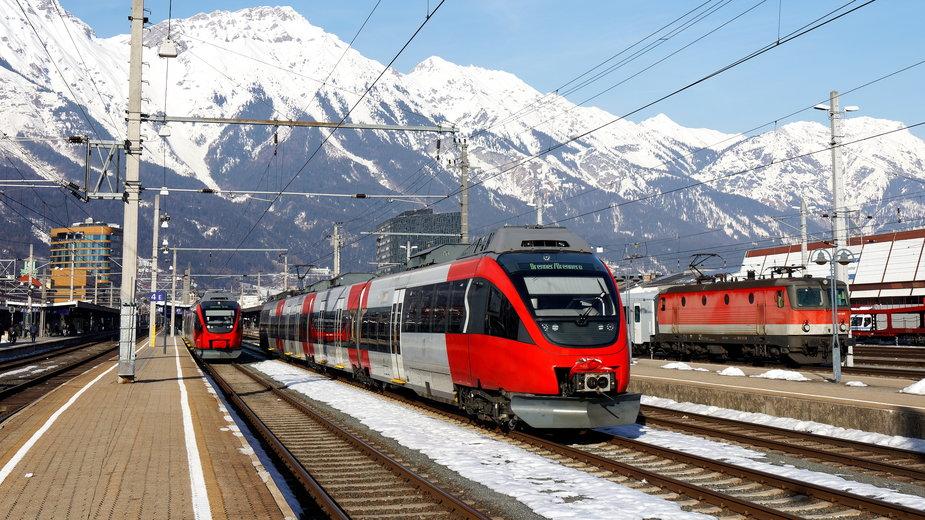 Czesi chcą uruchomić bezpośredni pociąg z Warszawy do Włoch.  (zdjęcie ilustracyjne)