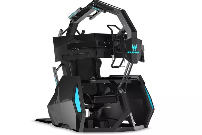 Acer Pokazał Gamingowy Fotel Predator Thronos Air Jego