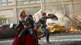 Najseksowniejszy z Avengersów to...