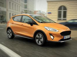 Ford Fiesta Active – mieszczuch w terenowej stylizacji | TEST