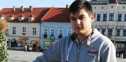 Na 18-latka spadł samobójca. Dramatyczny apel rodziny