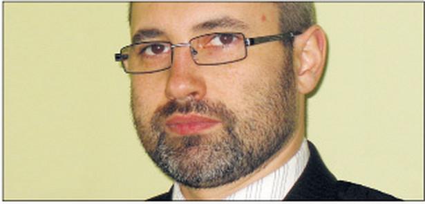 Bartosz Frączyk, radca prawny, partner w Kancelarii Frączyk & Frączyk w Krakowie