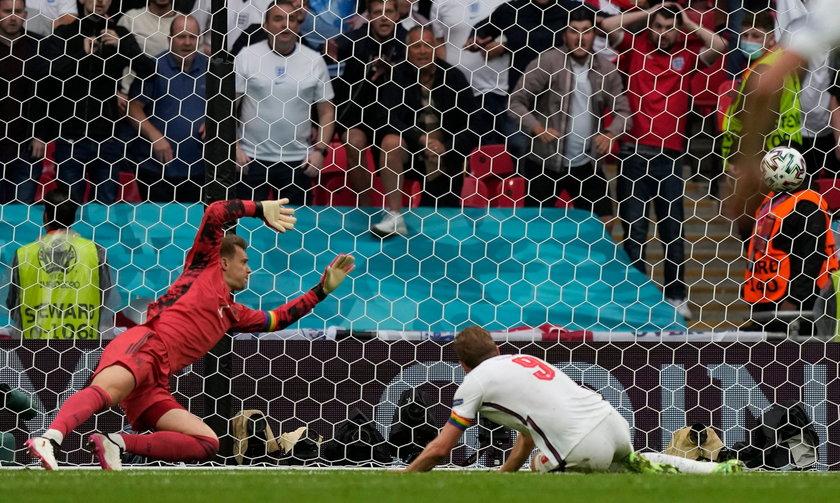 Euro 2020. Tragedia po zwycięskiej bramce.