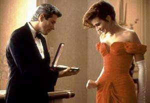 "Kadr z filmu ""Pretty Woman"""