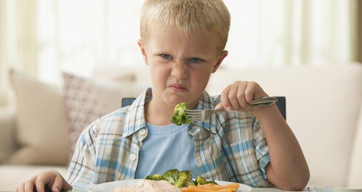 Das hilft, wenn Kinder nicht essen wollen, was auf den Tisch kommt