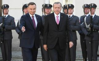 Waszczykowski o wizycie prezydenta Turcji: Trzymamy 'otwarte drzwi' dla państw kandydujących do UE