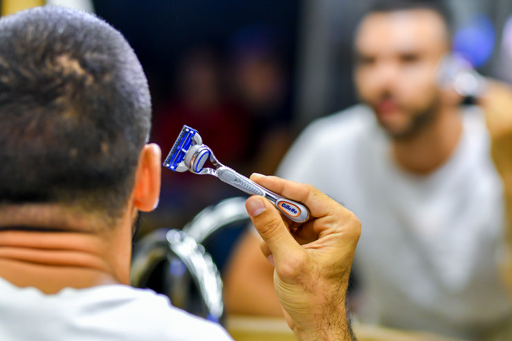 brijanje žilet