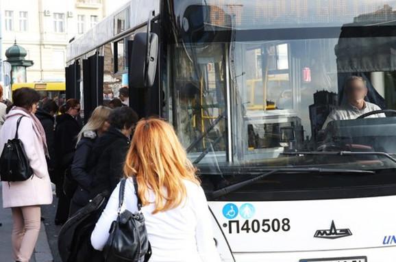 Incident se dogodio na autobuskoj stanici