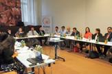 prvi sastanak regionalne radne grupe za osmišljavanje standarda za budžetiranje javnih politika tako da budu osetljive za potrebe Roma RCC - Milica Grahovac