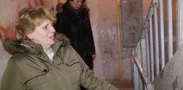 Dramat mieszkańców warszawskiej kamienicy. Boją się o życie