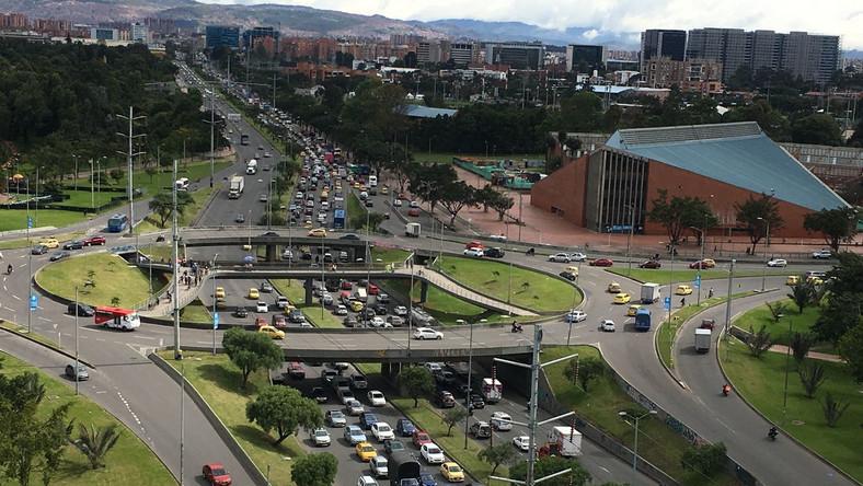 Korki w Bogocie