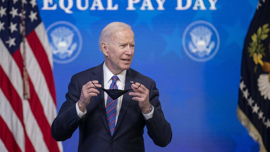 USA: Joe Biden zapowiada kolejne cele swojej administracji