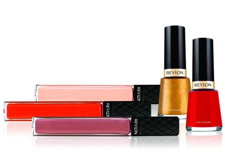 Kolekcja produktów do makijażu marki Revlon na wiosnę i lato 2012
