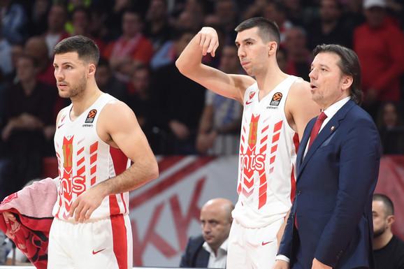 Bili Beron, Ognjen Dobrić i Andrija Gavrilović