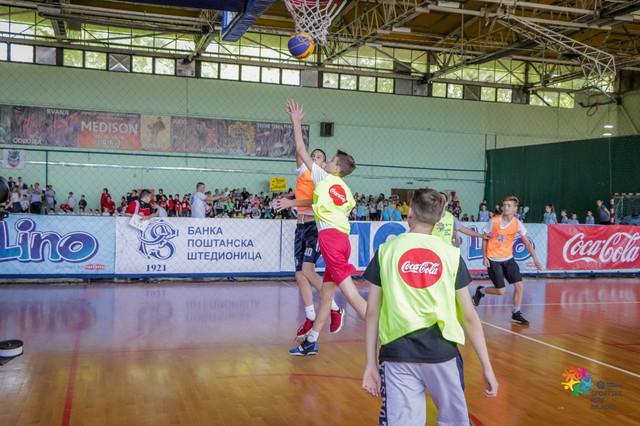 Sportske igre mladih u Zrenjaninu