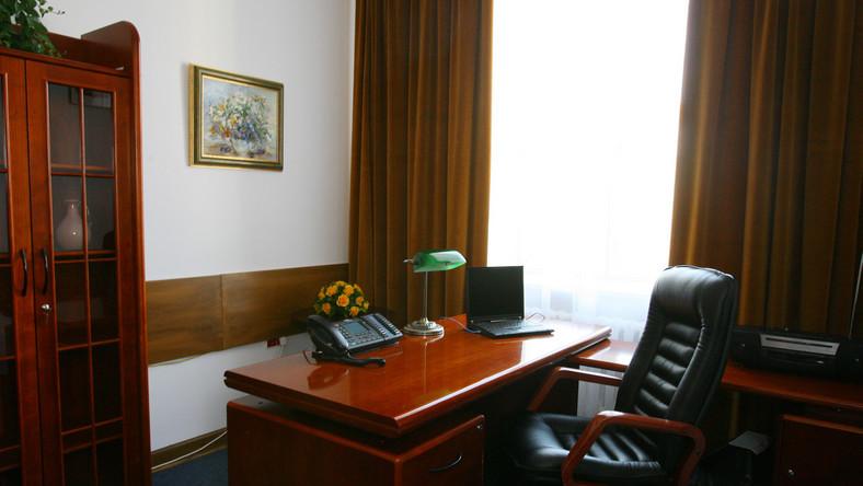 Gabinet Nelly Rokity w Kancelarii Prezydenta RP